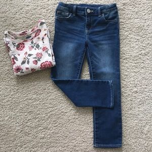 👫GAP Kids Denim Skinny Fit Jeans